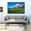 tirage impression print grand format photographie photographe paysage nature décoration art mont aiguille vercors isere france montagne