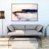 tirage impression print grand format photographie photographe paysage nature décoration art foret montagne nuage jura alpes lumière