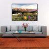 tirage impression print grand format photographie photographe paysage nature décoration art jura fleurs pays de gex ain france montagne