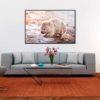 tirage impression print grand format photographie photographe paysage nature décoration art wombat wilflife animaux sauvage australia australie